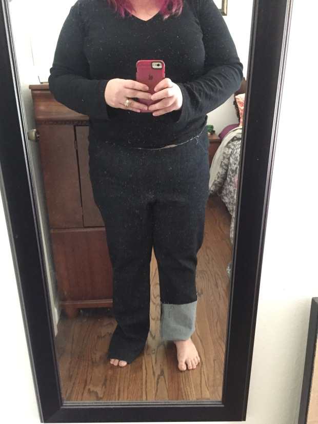 fit vs long crotch